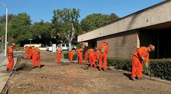 CAL Fire Prado Station inmate crews