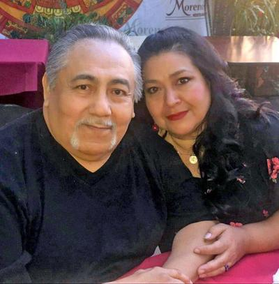 Robert and Sandra Hernandez