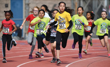 City of Chino Youth Track