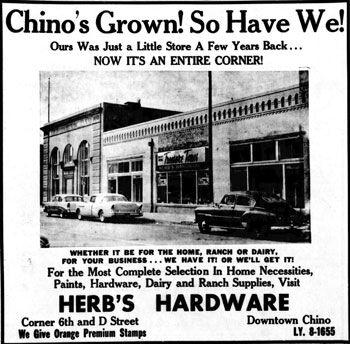 1957 Herb's Hardware