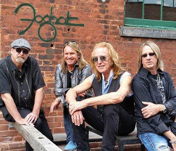 English rock band Foghat