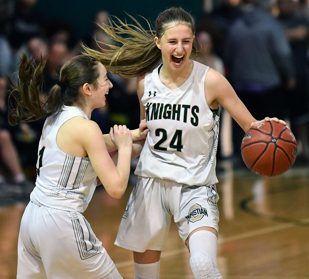 Knights advance to South Region title game; Briggs breaks CIF-Southern Section record for points in a season