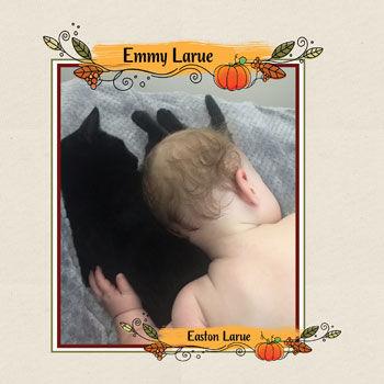Emmy & Easton Larue