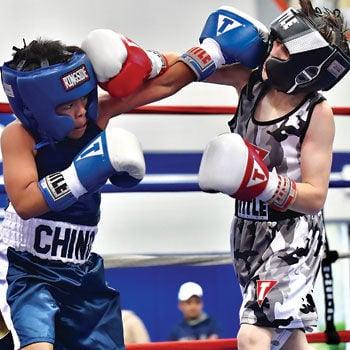 Gobbler Gloves boxing show Nov. 24 in Chino