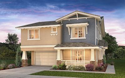 The Bungalows and The Cottages at Stonebrook in Chino