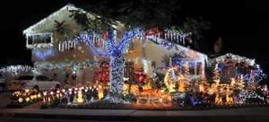 12605 cypress ave - Chino Christmas Lights