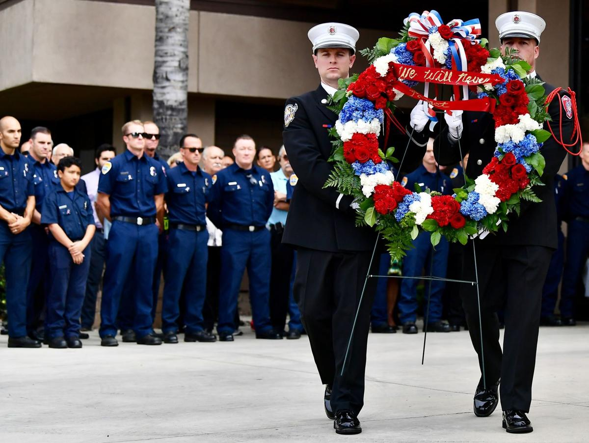 PHOTOS: Chino Valley Fire District Sept. 11 Remembrance Ceremony