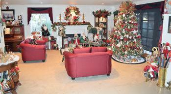 Chino Hills Holiday Home Tour
