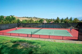 Vellano Park tennis court