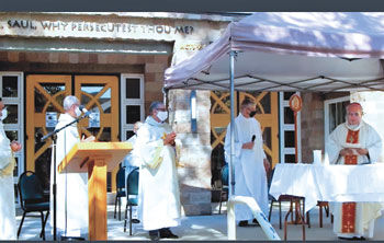 Mass for new deacons