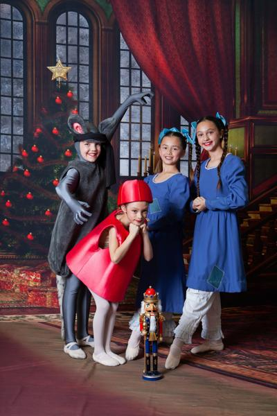 """The Nutcracker' features local performers"
