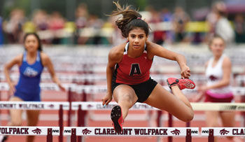 Track and field athletes ready for league prelims, finals