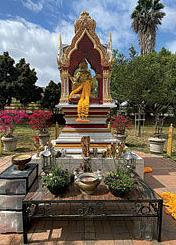 Shrines to Buddha