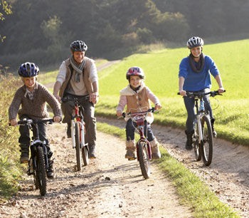 Strategies to get children to exercise