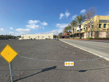 Eight acres of vacant land on City Center Drive