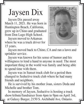 Jaysen Dix