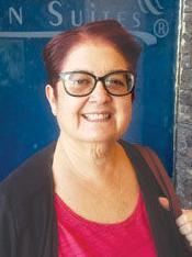 Don Lugo High School nurse Jeannetta Altenburg