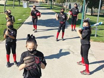 Chino Hills Girls Softball