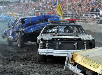 2017 Chino Challenge Demolition Derby