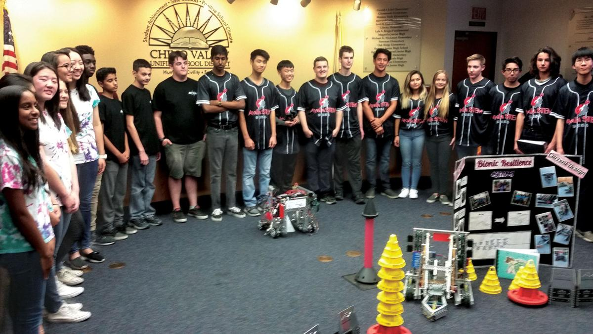 Local Students Prove To Be Robot Wranglers Community News