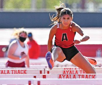 Ayala High senior Ariana Gonzalez