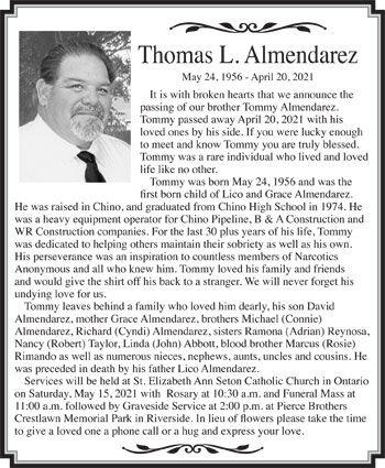 Thomas L. Almendarez