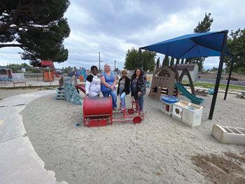 Christ Lutheran Church preschool playground