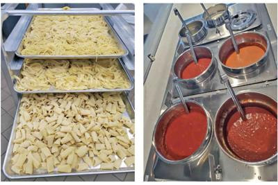 78 Pasta-bilities gives guests creative opportunities