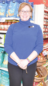Rose Kline is the new director of the Chariton Hy-Vee store