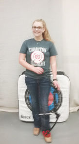 CHS and Chariton Middle School Archery teams both place 1st  overall Leon 3D dual meet