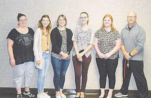 Chariton welcomes six new teachers