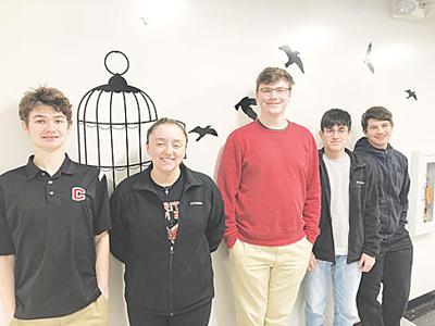 Chariton Academic Team 4th overall at Iowa State Quiz Bowl Championships