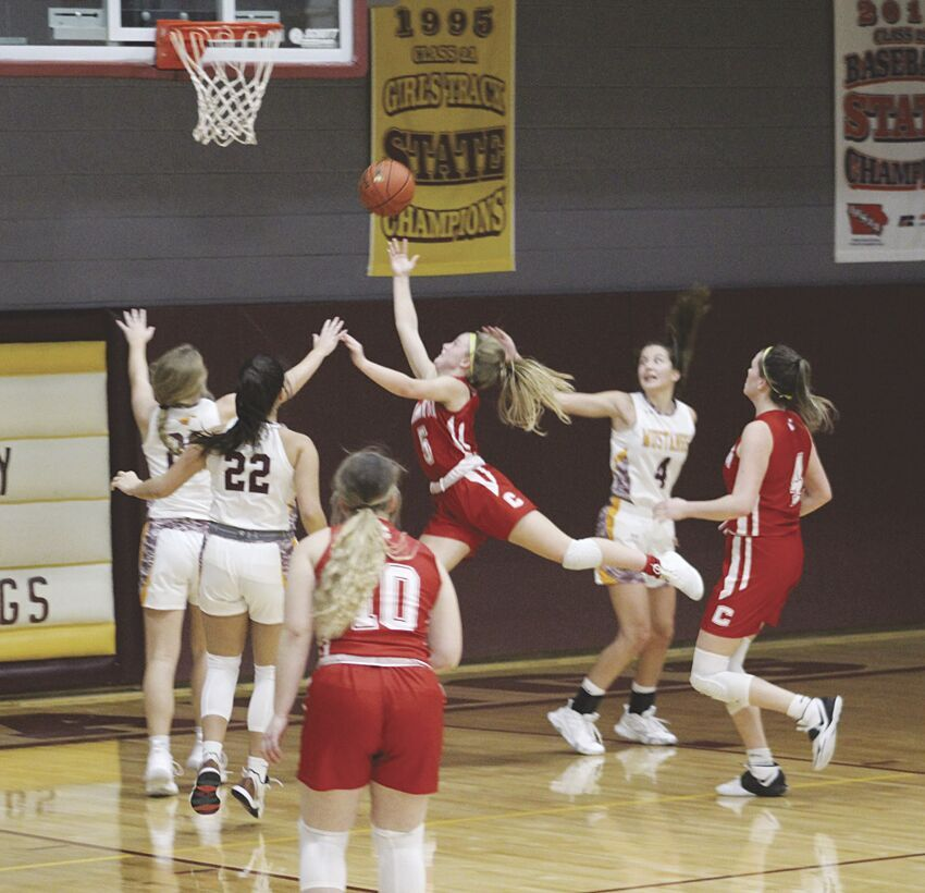 Doran scores 23 points in CHS Varsity girls' win at Davis County