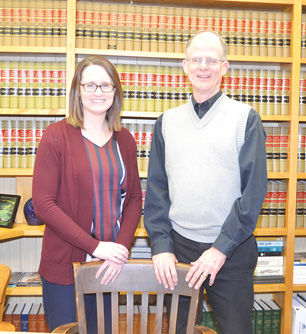 Meyer and Lain to establish new law partnership effective Jan. 1