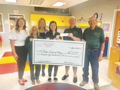 SCICF surprises HOPE Learning Center with pro-active $2,500 grant