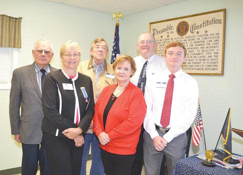 Area citizens receive special DAR awards