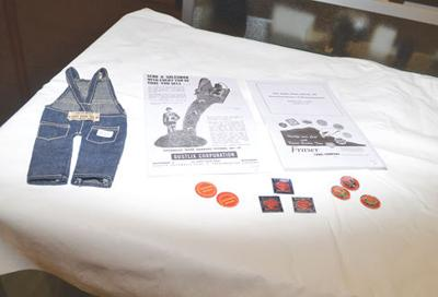 Interesting new historical items donated to John L. Lewis Museum in Lucas