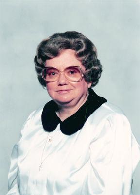 Peggy Sones