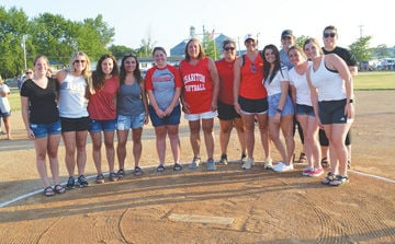 2010 Chariton State softball team honored