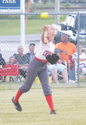 CHS Varsity girls fall to third-ranked Albia