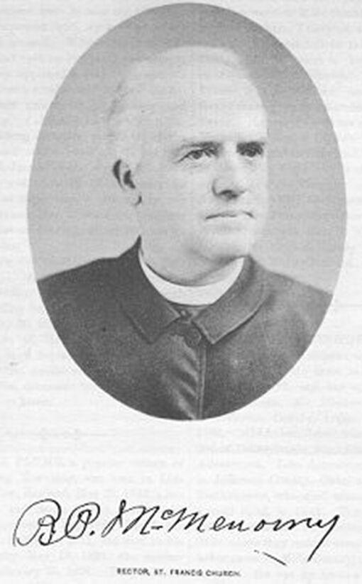 Fr. Bernard P. McMenomy