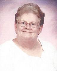 Glenys Marie Egbert Wheeldon