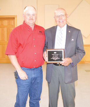 Jim Wright inducted into Farm Bureau Hall of Fame