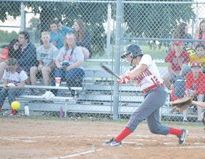 Varsity girls play EBF tough in home loss at Savage Field