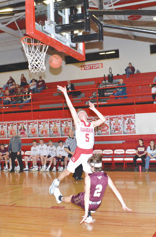 Varsity Charger boys beat Davis Co. at home for sixth straight win