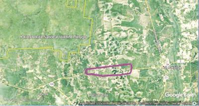 Twin Pines Minerals, LLC applies for heavy mining outside ONWR photo