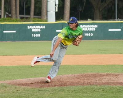 Jack Gowen 'going Bananas'  for summer baseball