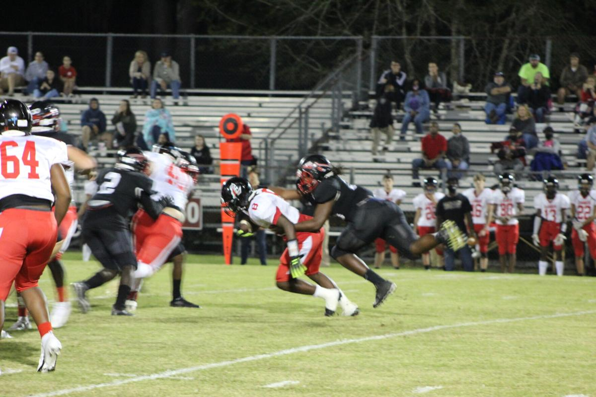 Indians even record with 31-21 win