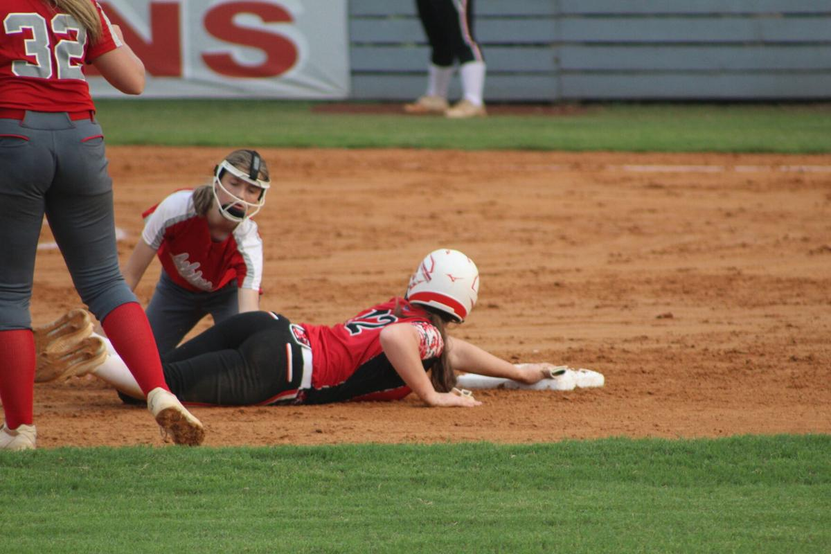 Woolard perfect against Atco, Maidens fall to Lanier