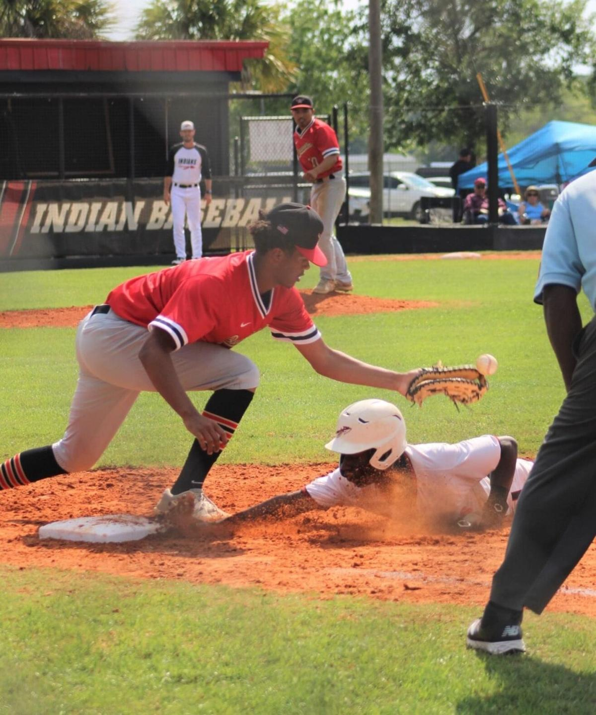 Tribe advances to second round after sweep of MCA